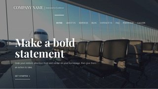 Velux Airline WordPress Theme