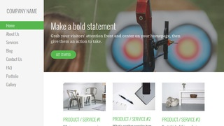 Escapade Archery and Shooting WordPress Theme