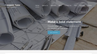 Lyrical Architecture School WordPress Theme