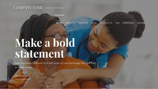 Velux Assisted Living WordPress Theme