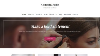 Uptown Style Audiologist WordPress Theme