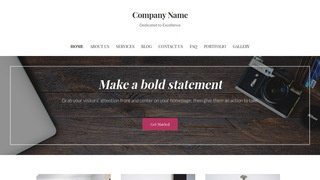 Uptown Style Background Check Service WordPress Theme
