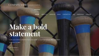 Velux Batting Range WordPress Theme