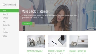 Escapade Apparel Manufacturer WordPress Theme