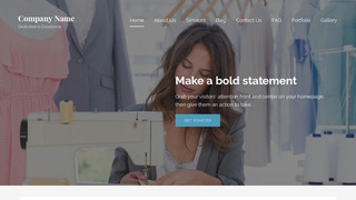 Lyrical Apparel Manufacturer WordPress Theme