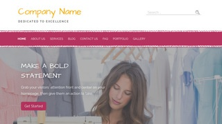 Scribbles Apparel Manufacturer WordPress Theme