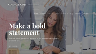 Velux Apparel Manufacturer WordPress Theme