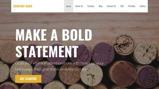 Stout Beer, Wine and Spirits WordPress Theme