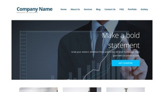 Ascension Business Broker WordPress Theme