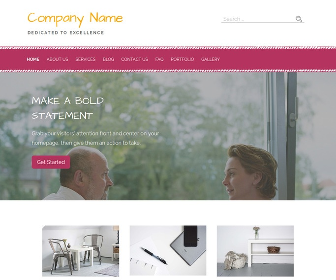 Scribbles Cancer Treatment Center WordPress Theme