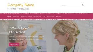 Scribbles Cardiologist WordPress Theme