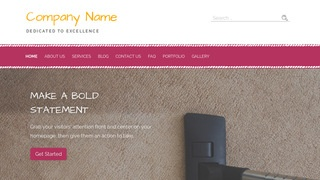 Scribbles Carpet Cleaning WordPress Theme
