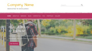 Scribbles Baby and Children's Clothing WordPress Theme