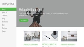 Escapade Chimney Cleaning and Repair WordPress Theme