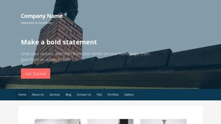 Primer Chimney Cleaning and Repair WordPress Theme