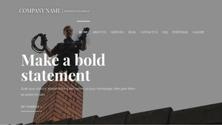 Velux Chimney Cleaning and Repair WordPress Theme