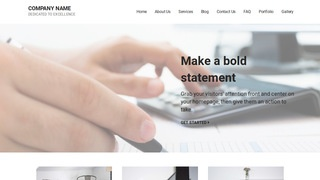 Mins Coin Dealer WordPress Theme