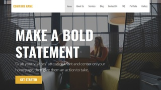 Stout Consulting Engineer WordPress Theme