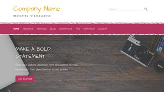 Scribbles Corporate Campus WordPress Theme