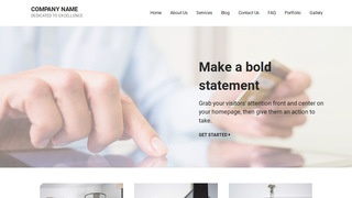 Mins Credit and Debt Counseling WordPress Theme