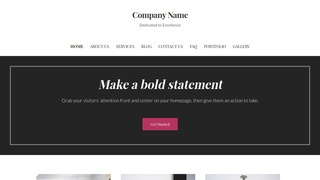 Uptown Style Credit and Debt Counseling WordPress Theme