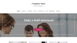 Uptown Style Credit Reporting Agency WordPress Theme