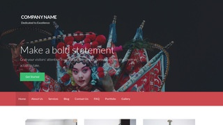 Activation Cultural Center WordPress Theme