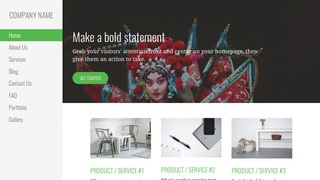 Escapade Cultural Center WordPress Theme