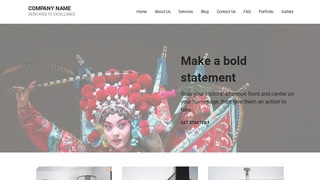 Mins Cultural Center WordPress Theme