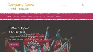 Scribbles Cultural Center WordPress Theme