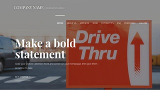 Velux Drive-Thru WordPress Theme