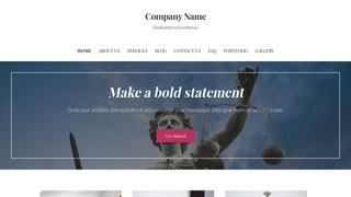 Uptown Style Elder Law WordPress Theme