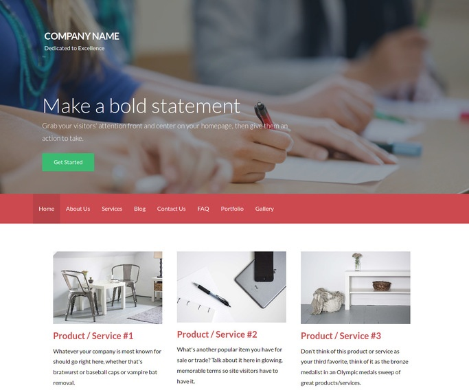 Activation Engineering School WordPress Theme