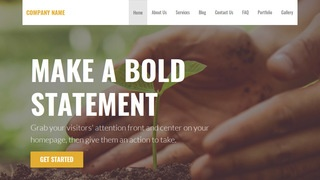 Stout Environmental and Ecological Service WordPress Theme
