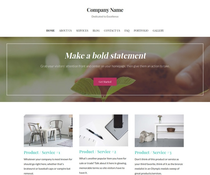 Uptown Style Environmental and Ecological Service WordPress Theme