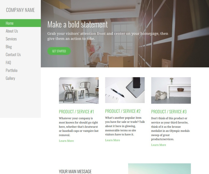 Escapade Escrow Service WordPress Theme