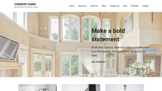 Mins Estate Sales WordPress Theme