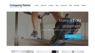 Ascension Exercise Equipment Store WordPress Theme