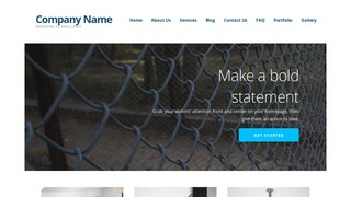 Ascension Fence Supplies WordPress Theme