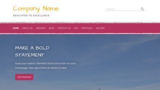 Scribbles Ferry Service WordPress Theme