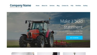 Ascension Fertilizer WordPress Theme