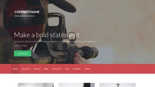 Activation Firearms Academy WordPress Theme
