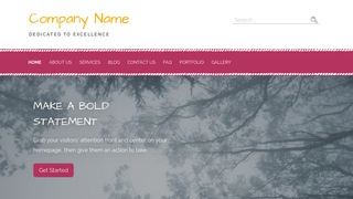 Scribbles Forestry Consultant WordPress Theme