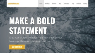 Stout Forestry Consultant WordPress Theme