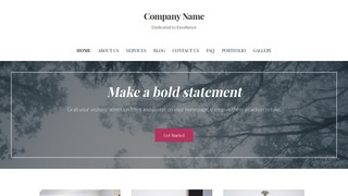 Uptown Style Forestry Consultant WordPress Theme
