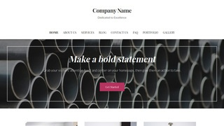 Uptown Style Foundry WordPress Theme