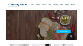 Ascension Specialty Food WordPress Theme