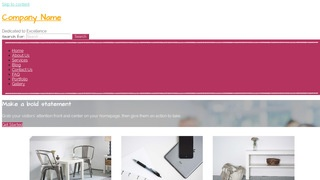 Scribbles Halfway House WordPress Theme