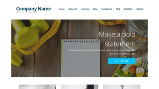 Ascension Health Clinic WordPress Theme