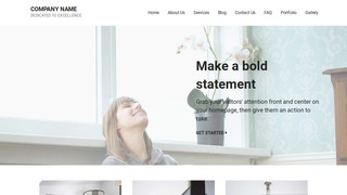 Mins Heating Equipment WordPress Theme